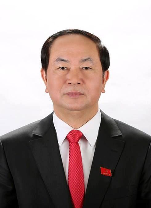 越南国家主席陈大光因病逝世 享年62岁 hinh anh 1