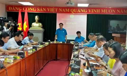 国内950名代表和7个国际代表团将参加越南工会第十二届全国代表大会 hinh anh 1
