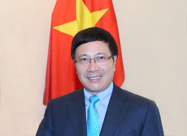 越南与欧盟关系取得积极进展 hinh anh 1