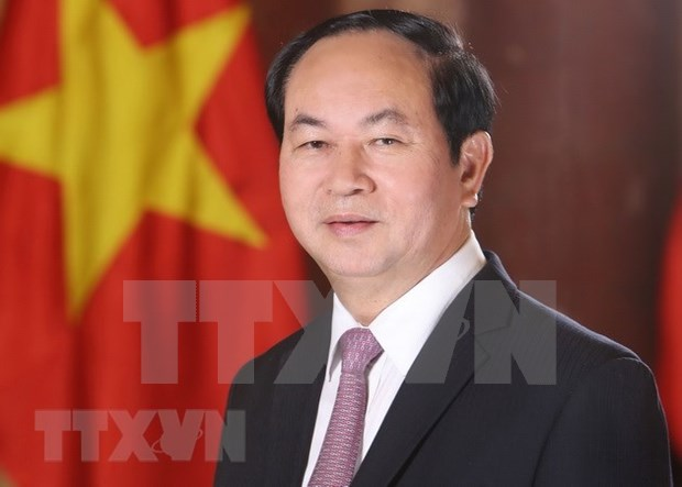 古巴为越南国家主席陈大光举行两天国葬 多国领导继续致唁电 hinh anh 1