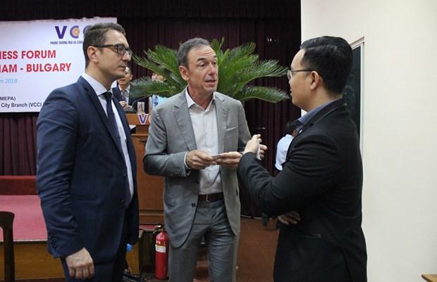 越南与保加利亚促进经贸合作 hinh anh 1