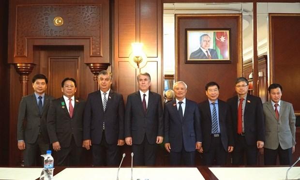 越南与阿塞拜疆促进议会合作 hinh anh 2