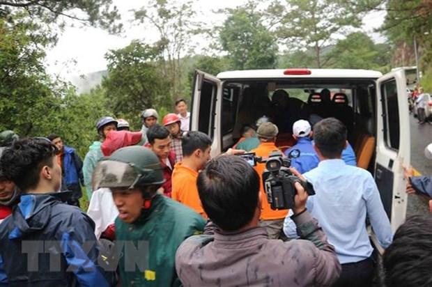 林同省:韩国一名游客在进行瀑布探险时不幸遇难 hinh anh 1