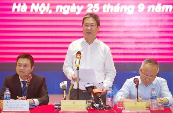 越南政府工作组与越南石油集团举行工作会议 hinh anh 1