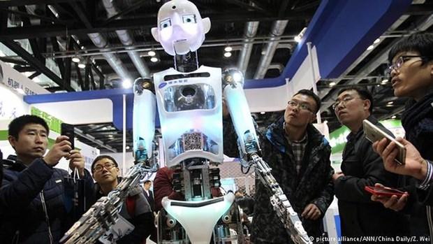 人工智能给东盟各行业带来威胁 hinh anh 1