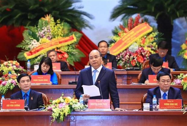 阮春福总理:严厉打击保守、官僚主义和工作不负责任的表现 hinh anh 2