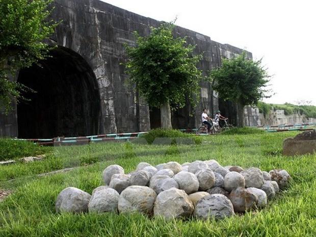 美国捐赠9.25万美元保护世界文化遗产—胡朝城 hinh anh 2