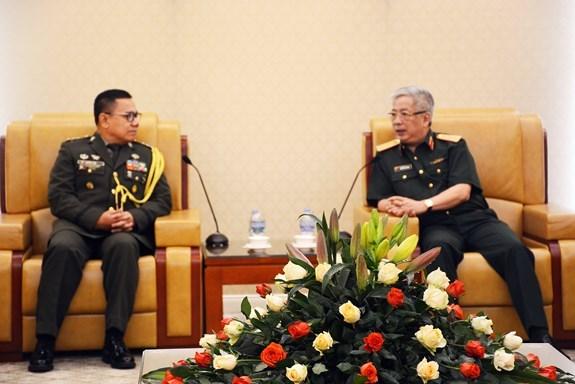 越南与俄罗斯和菲律宾加强防务合作 hinh anh 2