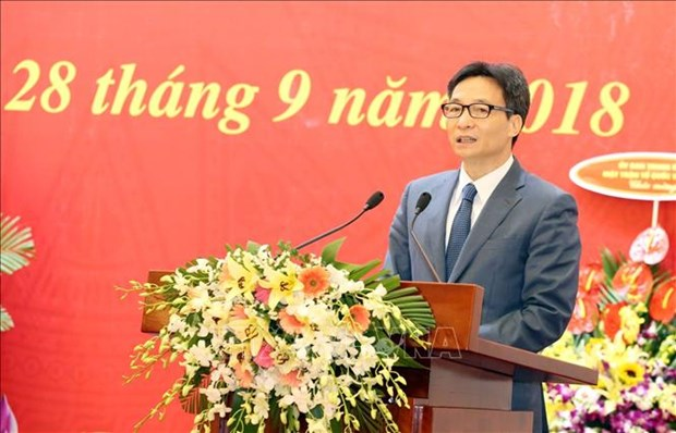 武德儋副总理:老龄经济能手对越南经济社会、文化的发展做出了积极贡献 hinh anh 2