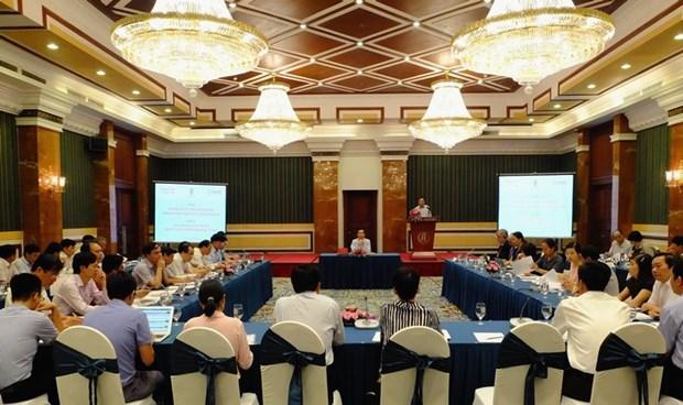 非国有部门反腐研讨会在河内举行 hinh anh 1