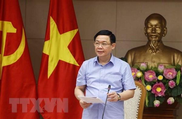 政府副总理王廷慧:通胀率仍在政府控制范围之内 hinh anh 1