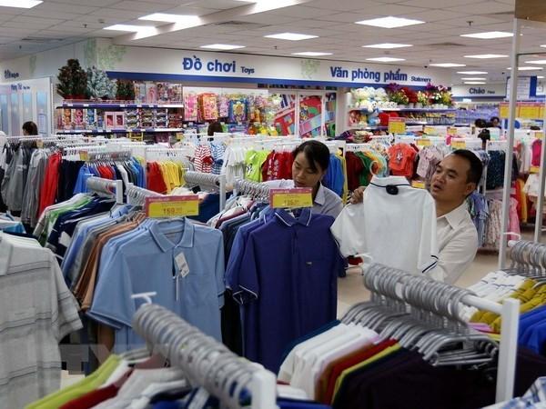 9月份胡志明市居民消费价格指数同比上涨3.42% hinh anh 1