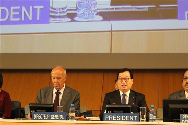 越南代表团在联合国人权理事会第39次会议上积极建言献策 hinh anh 1