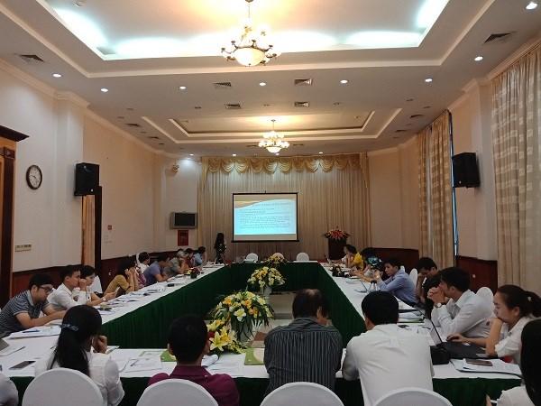 越南努力促进采矿领域的信息获取权 hinh anh 1