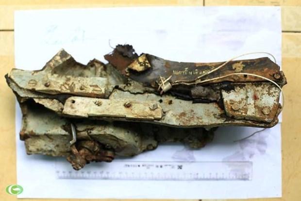 47年前失踪的越南和前苏联飞行员遗骸疑被找到 hinh anh 2