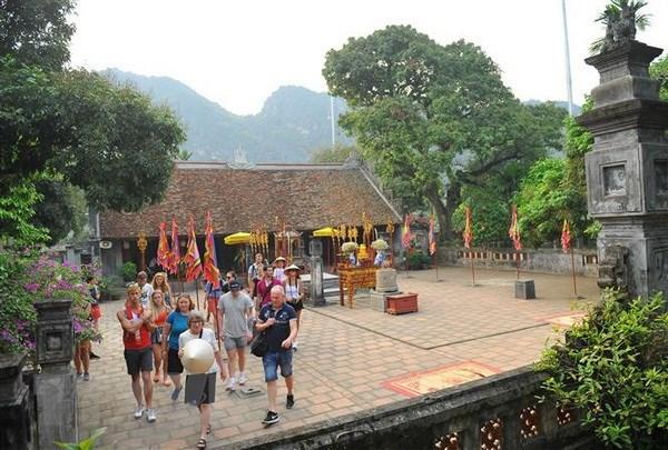 2018年1-9月越南接待国际游客人数猛增22.9% hinh anh 1