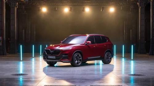 VinFast正式公布首两款车型的名字 hinh anh 2