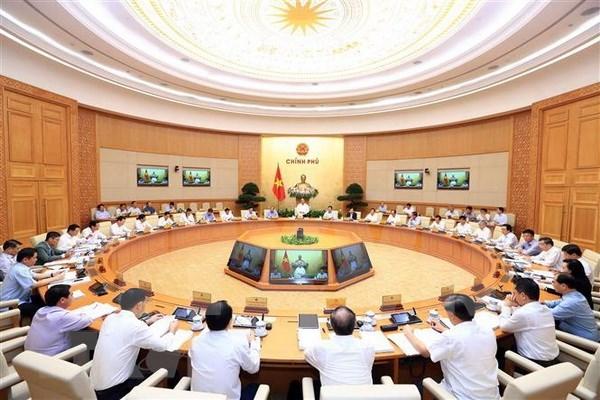 越南政府召开9月份例行会议:GDP创2011年以来新高 hinh anh 2