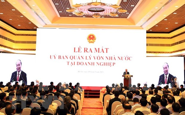 越南企业国有资产管理委员会正式亮相 hinh anh 2