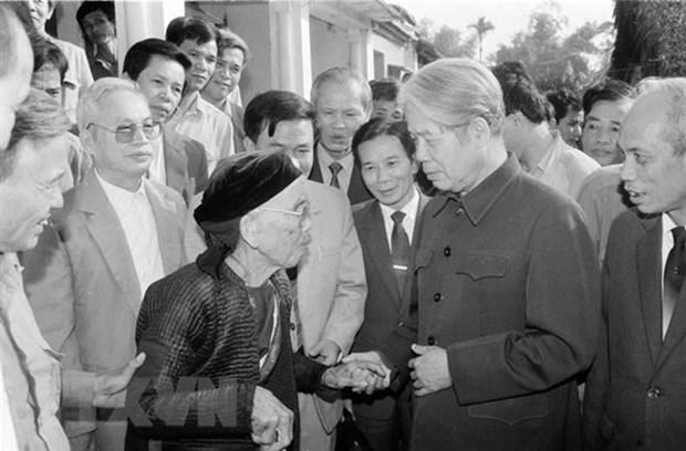 杜梅同志——忠诚和坚强的共产主义者 hinh anh 1