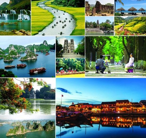 越南旅游总局将在中国广东和广西举行旅游推介活动 hinh anh 1