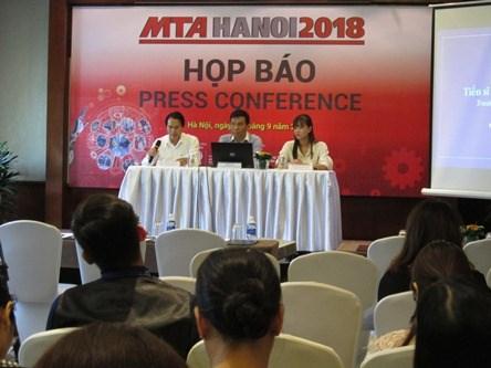 2018年第六届越南河内国际精密工程、机床及金属加工展召开在即 hinh anh 1