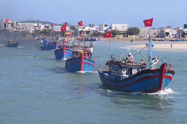 越南正力争欧盟取消对越南水产的黄牌警告 hinh anh 1