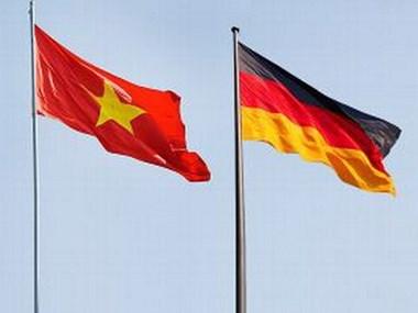 越南国家代主席邓氏玉盛向德国总统施泰因迈尔致国庆贺电 hinh anh 1