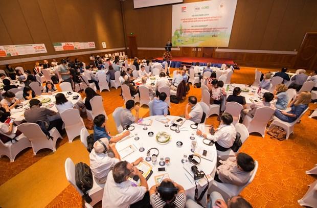 气候变化:国家自主决定贡献方案核查与实施中的机遇和挑战 hinh anh 1