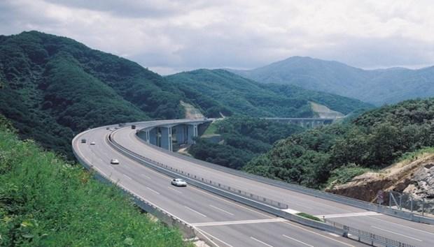 11万多亿越盾投入于云屯-芒街高度公路项目 hinh anh 1