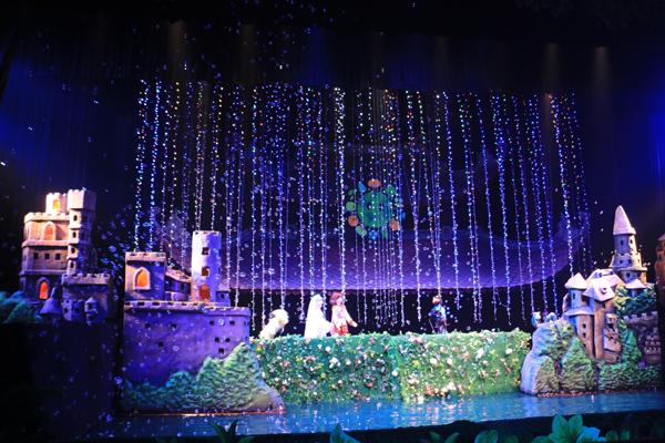 越南有关气候变化题材的木偶剧将在2018年国际木偶戏节上演 hinh anh 1