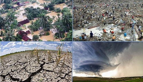 越南加大宣传力度 响应减轻自然灾害日 hinh anh 1