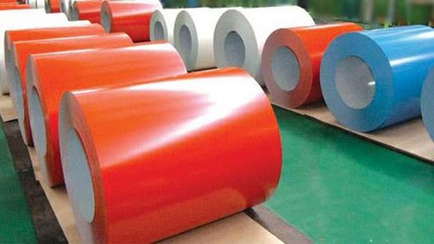 印尼停止对原产越南的彩涂钢板产品反倾销调查 hinh anh 1