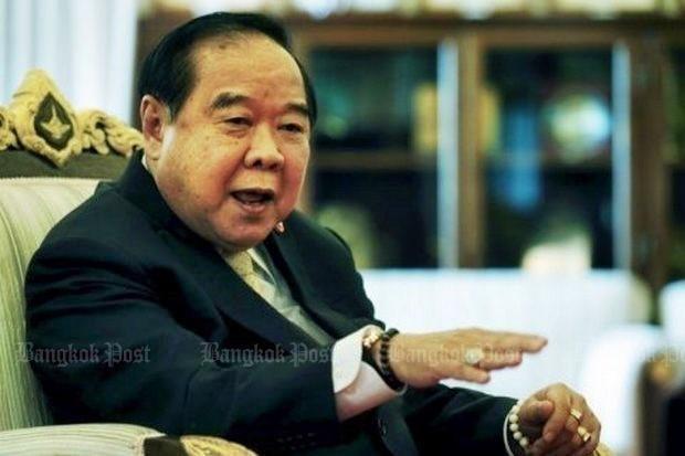 泰国下届大选仍将按原定计划举行 hinh anh 1