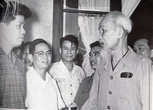 杜梅总书记——胡志明主席当之无愧的学生 hinh anh 1