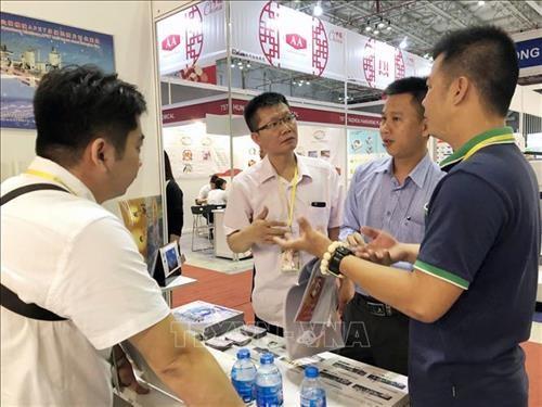 2018年越南塑料与橡胶国际展览会正式开幕 hinh anh 2