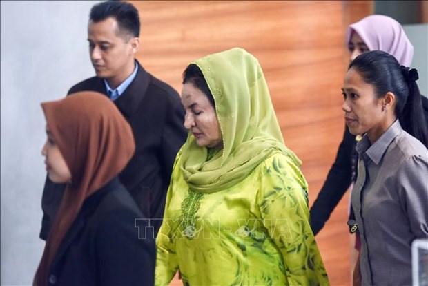 马来西亚前总理纳吉布夫人被指控洗钱 hinh anh 1