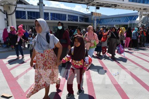 印尼地震海啸:帕卢机场即将正常营业 hinh anh 1
