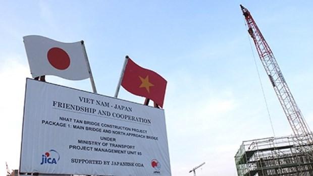 越日力争实现2020年双边贸易额600亿美元的目标 hinh anh 1
