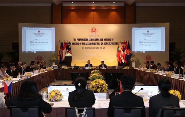 东盟共同体面向创新型农业建设 hinh anh 1