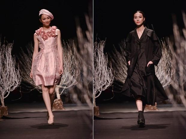 2018年越南秋冬国际时装周即将登场 hinh anh 1