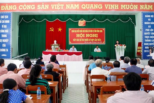 越南国家代主席邓氏玉盛:力争实现减少毒品供应、毒品需求和毒品犯罪 hinh anh 1