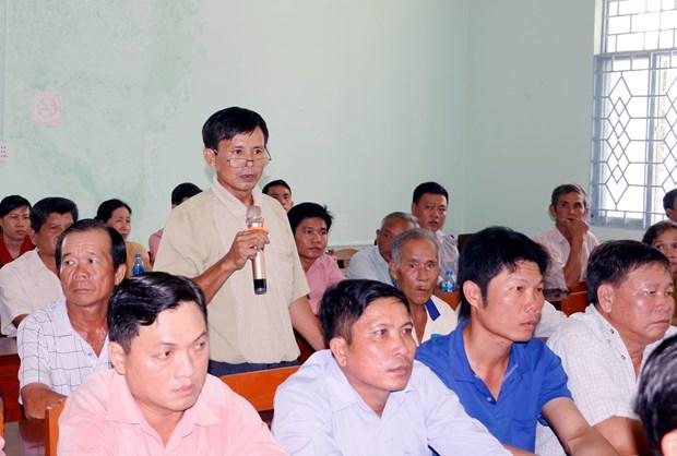 越南国家代主席邓氏玉盛:力争实现减少毒品供应、毒品需求和毒品犯罪 hinh anh 2