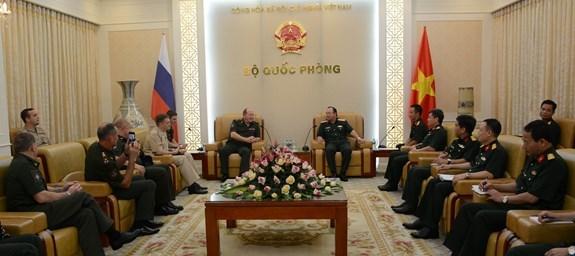 越南与俄罗斯加强联合国维和领域合作 hinh anh 2
