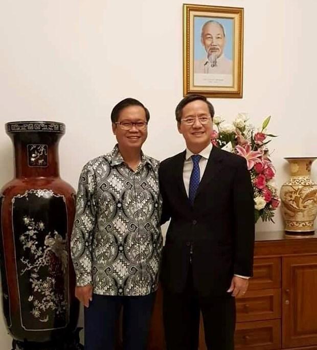 越南驻印尼大使范荣光:越南重视全球多边体制 hinh anh 1