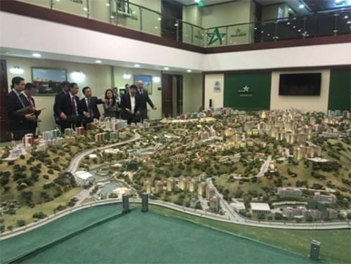 河内市高级代表团圆满结束对土耳其、瑞士、比利时进行的工作访问 hinh anh 2