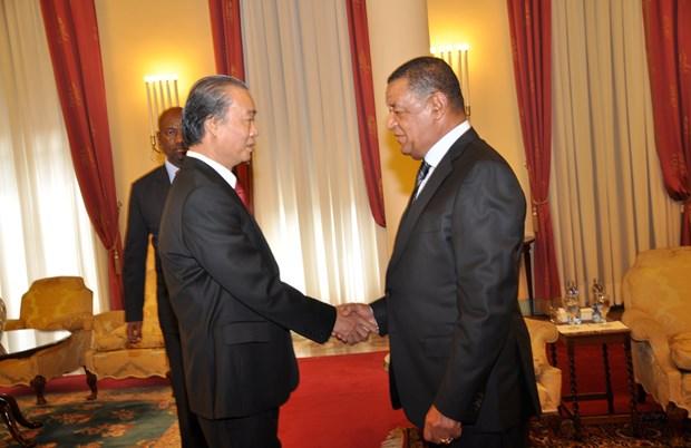 埃塞俄比亚总统建议越南在该国重开大使馆 hinh anh 1