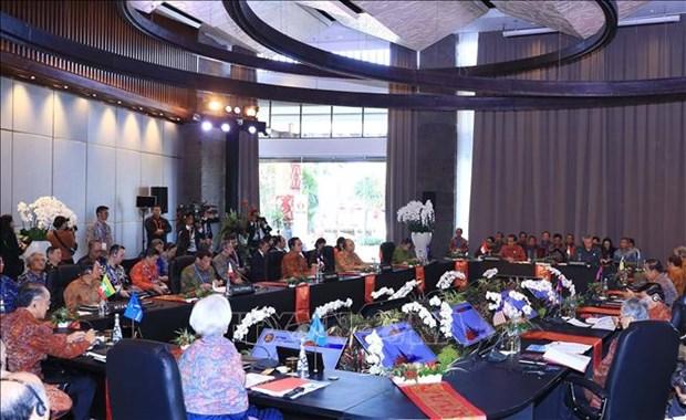 东盟致力于解决全球性问题 实现可持续发展目标 hinh anh 1