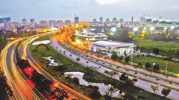 国际经济专家公布2018年越南经济增长率预期 hinh anh 1