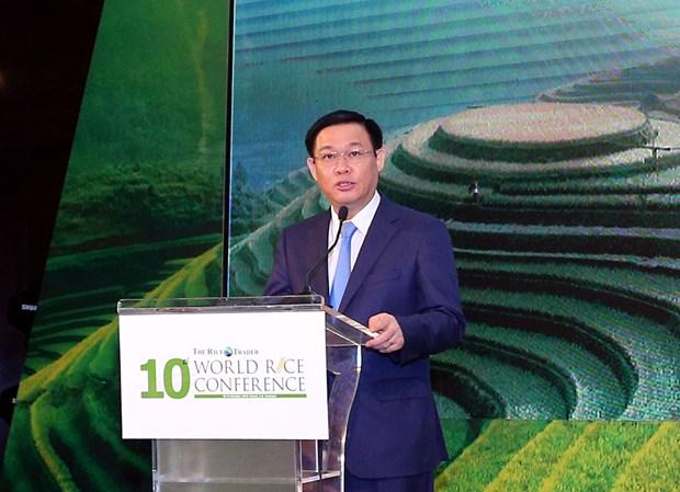 越南参加全球价值链 强调越南大米的品牌价值 hinh anh 2